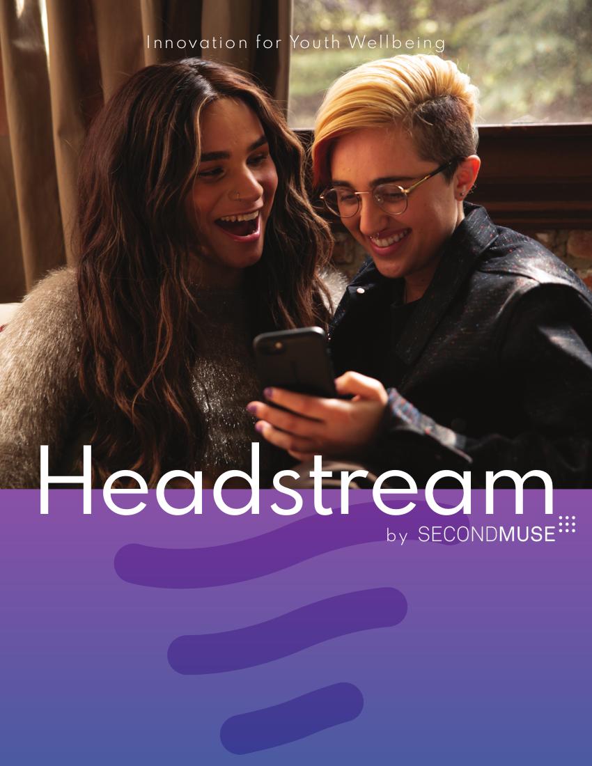 "Headstream by SecondMuse"" magazine cover"