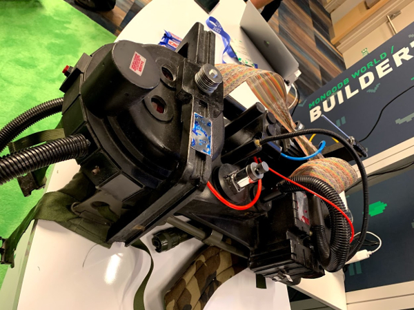 Replica Ghostbusters proton pack