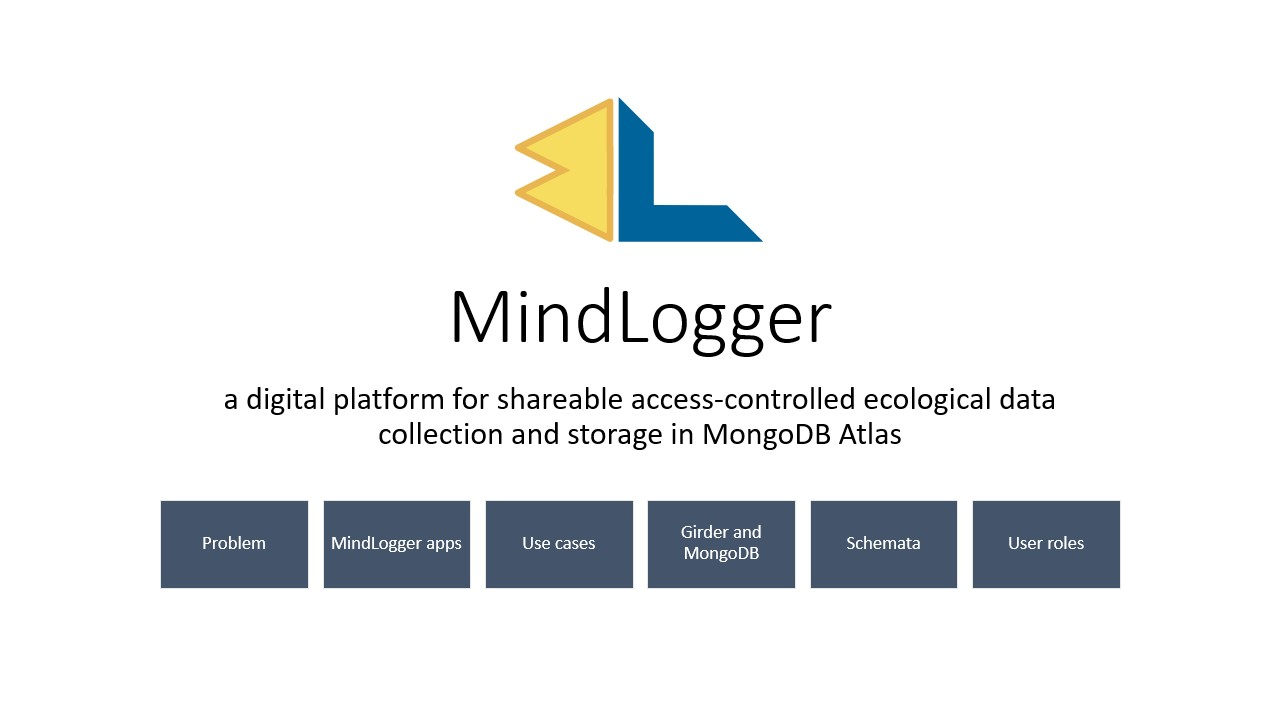 Outline of MindLogger presentation