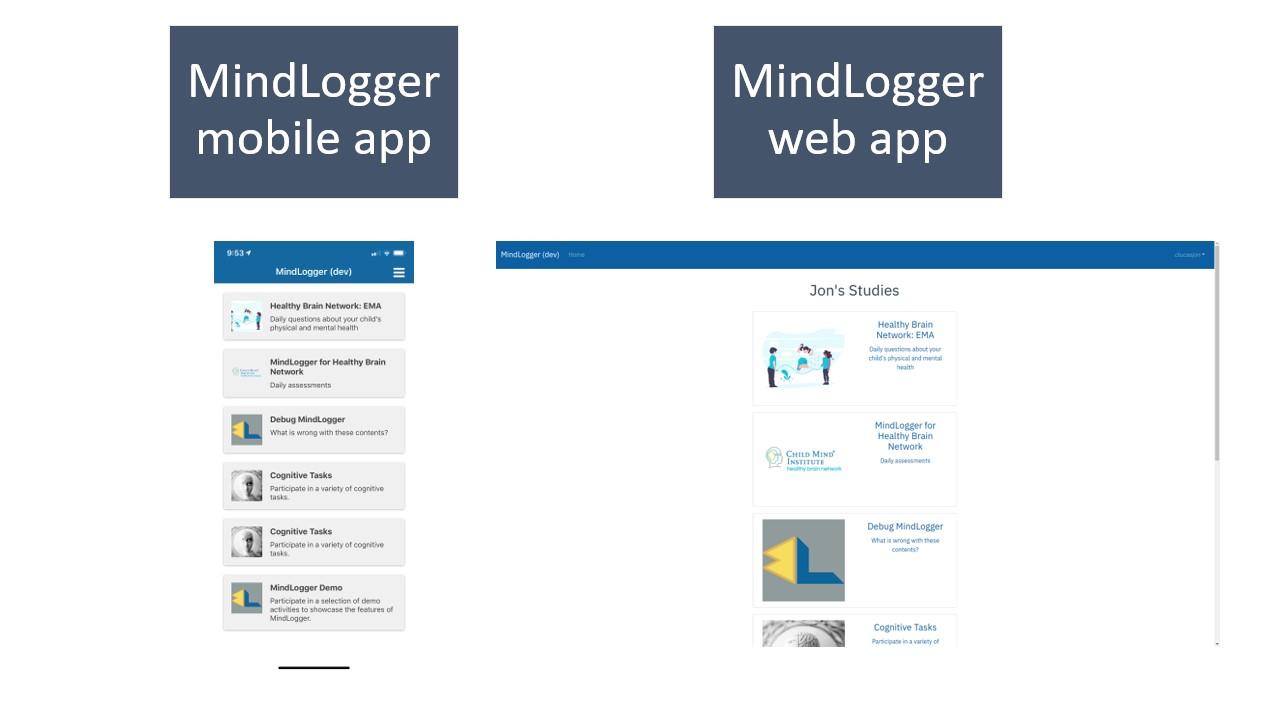 MindLogger applications