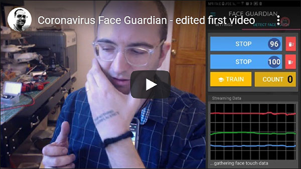 Face Guardian Video