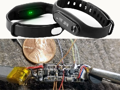 Hacking a Generic Activity Tracker