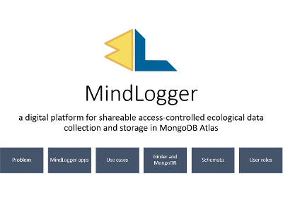MindLogger: A Digital Platform for Shareable Access-Controlled Ecological Data Collection and Storage in MongoDB Atlas