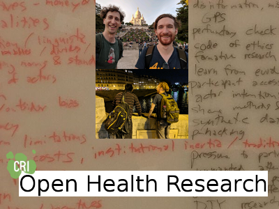 Open Health Research