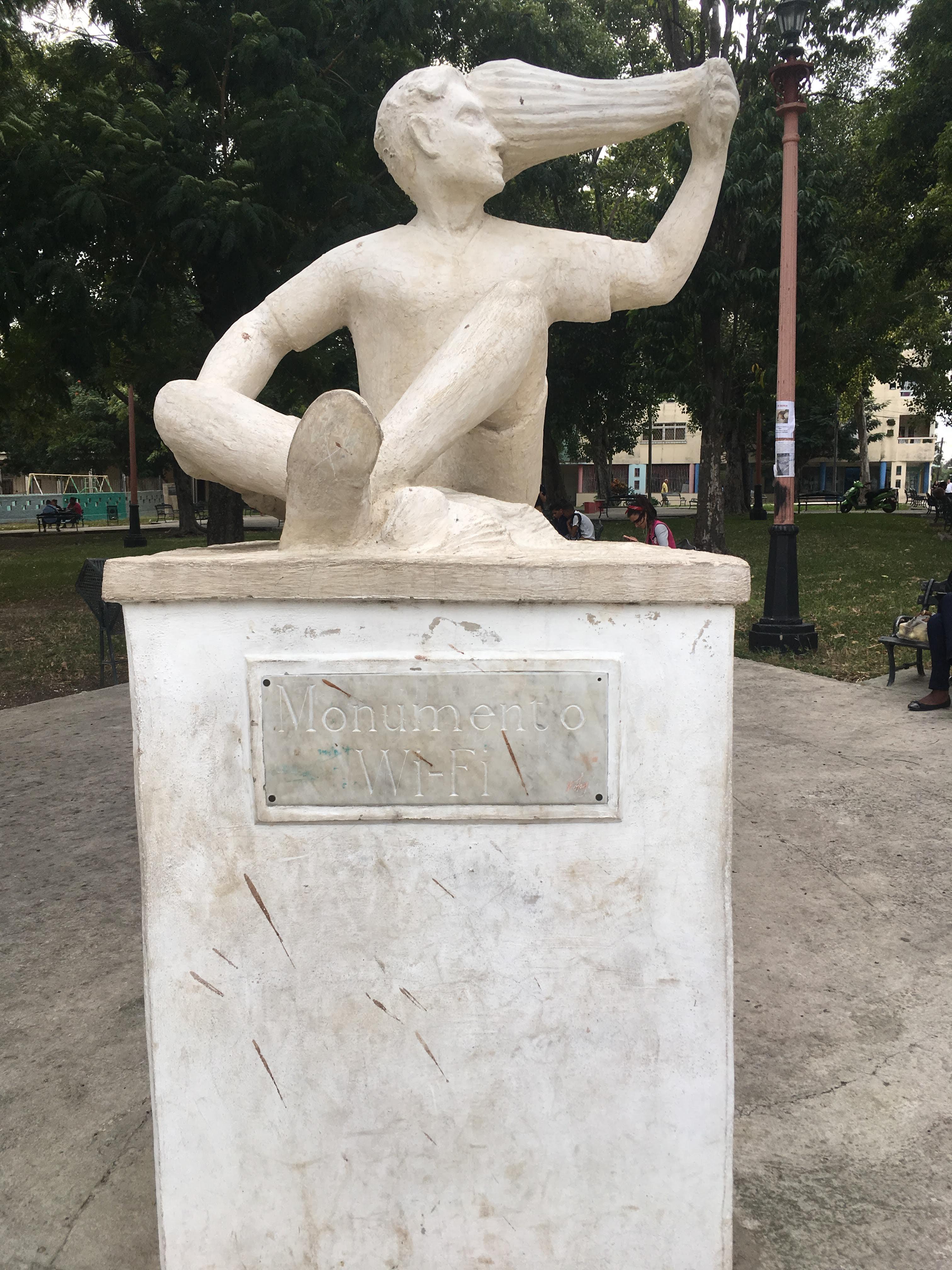 Monumento Wi-Fi